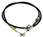 1976 - 1981 Firebird Heater Control Cable, EZ Slider With Air Conditioning