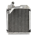 1982 - 1992 Firebird Heater Core, with Air Conditioning, Aluminium