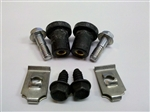 1969 Air Conditioning Condenser Mounting Hardware Set