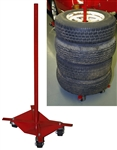 Tire Stacker Attachment for the Auto Dolly