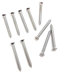 1974 - 1981 Headliner Front and Rear Trim Fastener Screw Set