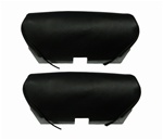 1970 Firebird Headrest Covers, GM Madrid Grain Vinyl