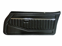 1978 - 1981 Firebird Door Panel Set, Standard Interior, Pre-Assembled