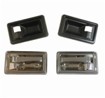1970 - 1974 Firebird Standard Interior Door Handle and Cup Set