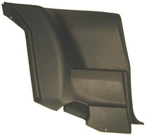 1972 - 1981 Firebird Rear Arm Rest Side Panel, LH
