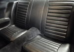 1971 - 1975 Firebird Rear Seat Covers, Standard Interior