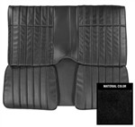 1976 Firebird Rear Seat Covers for Standard Interior