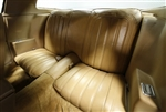 1976 Firebird Rear Back Seat Covers, Deluxe Interior