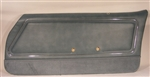1978 - 1981 Front Door Panels , Deluxe Interior - Pre-Assembled