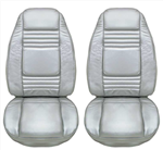 1979 Firebird and Trans Am 10th Anniversary Front Bucket Seat Covers