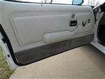 1980 Firebird Trans Am Pace Car Front Door Panels, Pre-Assembled