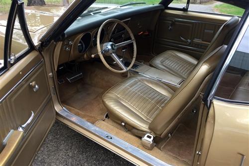 1967 Firebird Standard Interior Kit Hardtop Stage 1