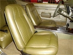1968 Firebird Standard Interior Kit w/ Pre-Assembled Door Panels, Coupe