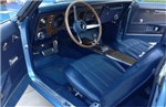 1969 Firebird and Trans Am Deluxe Interior Kit