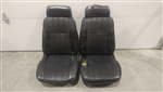 1969 Firebird Front Deluxe Bucket Seats, Pair Original GM Used