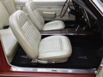 1968 Firebird Standard Interior Kit w/ Pre-Assembled Door Panels, Convertible