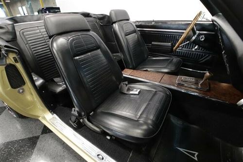 1969 Firebird Standard Interior Kit Convertible Stage 1