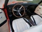 1969 Firebird Deluxe Interior Kit, Convertible Stage 1