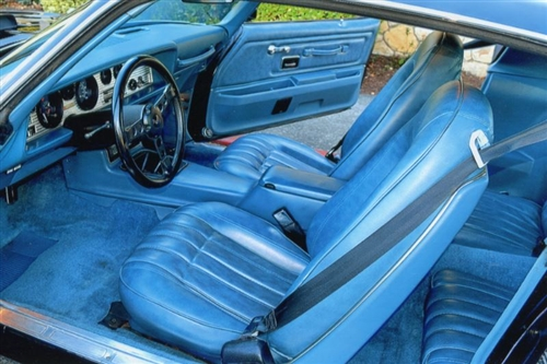 1976 Firebird and Trans Am Deluxe Interior Kit, Stage 1