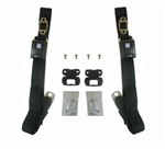 1968 - 1969 Firebird STANDARD Shoulder Seat Belt Set, OE Style Kit