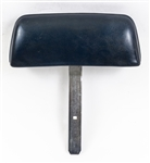 1969 Firebird Headrest, DARK BLUE Original GM Used, each