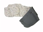 1967 - 1969 Firebird Firewall Insulation Pad with Air Conditioning, Fasteners Included