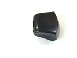 1967 - 1992 Front Bucket Seat Track Adjusting Knob, Smooth Black, Each