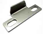 1978 - 1981 Firebird and Trans Am Stainless Steel Fisher T-Top Retainer Tab Clip Bracket, Each