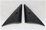 1993 - 2002 Power Mirror Interior Bezel Trim, Pair