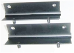 1979 - 1981 Firebird and Trans Am Front Side License Plate Brackets, Pair