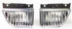 1979 - 1981 Firebird or Trans Am Front Park Lamp Turn Signal Lens Kit, Pair