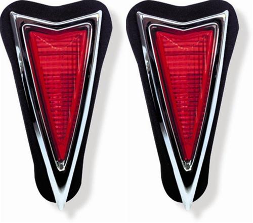 OER 5960074 Rear Side Marker Light Gasket Set 1968 Pontiac Firebird
