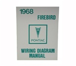 1968 Firebird Wiring Diagram Manual