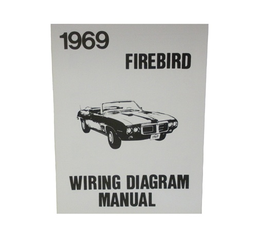 1969 Firebird Wiring Diagram ManualFirebird Central