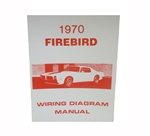 1970 Firebird Wiring Diagram Manual