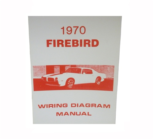 1970 Firebird Wiring Diagram
