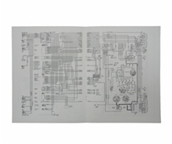1970 Firebird Wiring Diagram Manual | Wiring Schematic For 1970 Firebird |  | Firebird Central