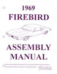 1969 Firebird Assembly Manual