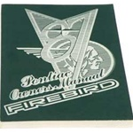 1987 Firebird Owners Manual