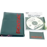 1992 Firebird Owners Manual Portfolio With CD-Rom