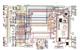"1967 - 81 Firebird Laminated Color Wiring Diagram 11"" x 17"""