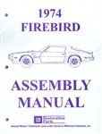 1974 Firebird and Trans Am Assembly Manual