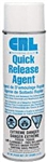 Spray Weatherstrip and Windshield Removal, Quick Seal Release Agent, 14 oz can