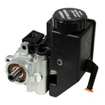 1967-1992 Hi-Performance Power Steering Pump Cast Iron
