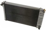 1974 - 1978 Radiator 4 Core, Manual