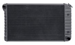 1979 - 1981 Radiator 3 Core, Automatic, All V8, Except 400 or 403