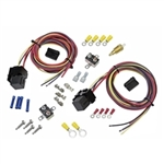 1967 - 1992  Dual Electric Fan Thermostat Relay and Wiring Kit