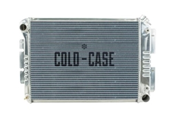 "1967 - 1969 Pontiac Firebird COLD-CASE 23"" Aluminum Radiator for Automatic Trans"