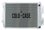 "1967 - 1969 Firebird COLD-CASE LS Swap 23"" Aluminum Radiator"