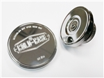 1967 - 2002 Firebird COLD-CASE Radiator Cap, Polished Billet Aluminum